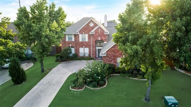 7409 Hamner Lane, Plano, TX 75024 - #: 14630836