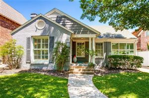Photo for 1917 Old Orchard Drive, Dallas, TX 75208 (MLS # 14217837)