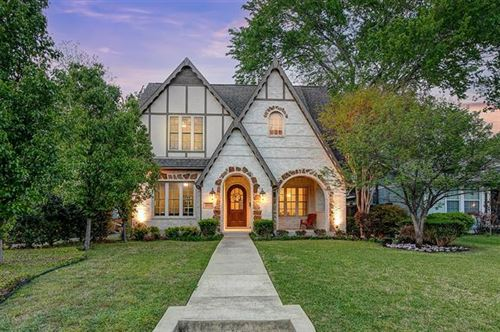 Photo of 5815 Velasco Avenue, Dallas, TX 75206 (MLS # 14552837)
