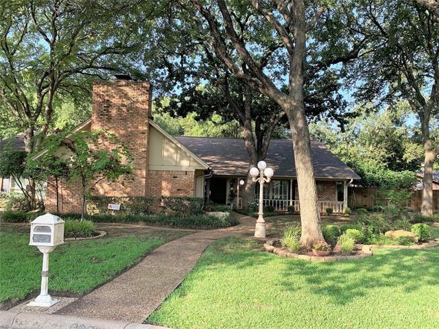 5850 Woodrill Court, Fort Worth, TX 76112 - #: 14653837