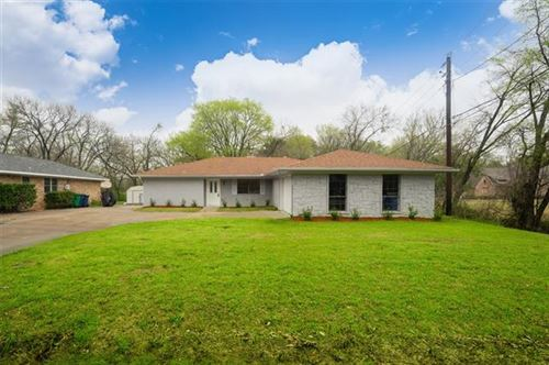 Photo of 10707 Old Mill Road, Greenville, TX 75402 (MLS # 14307838)
