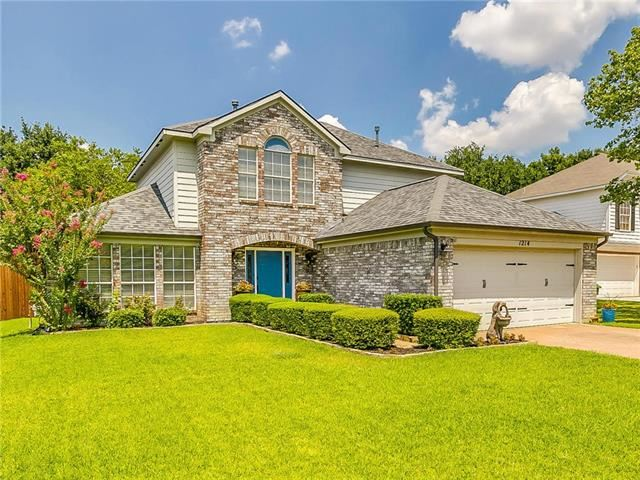 1214 Oxford Lane, Grapevine, TX 76051 - #: 14161838