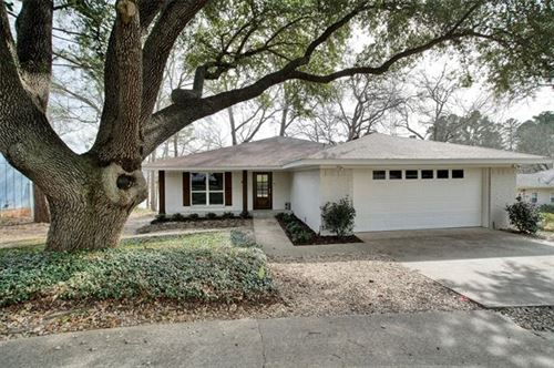 Photo of 1607 Tanglewood Drive E, Hideaway, TX 75771 (MLS # 14264839)