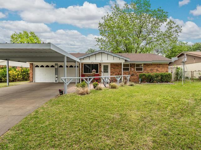820 Crosby Avenue, White Settlement, TX 76108 - #: 14564839