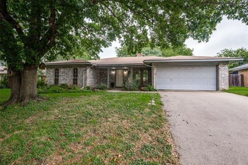Photo of 136 Amory Drive, Benbrook, TX 76126 (MLS # 14382840)