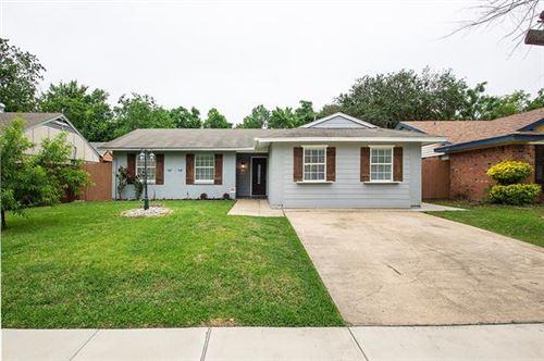 Photo of 4222 Justice Lane, Garland, TX 75042 (MLS # 14574840)