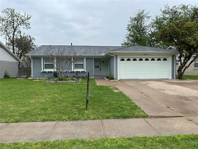 705 N Cottonwood Drive, Richardson, TX 75080 - MLS#: 14552840