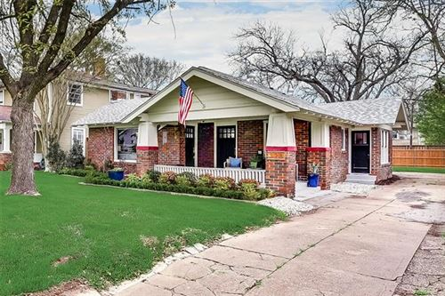 Photo of 328 S Rosemont Avenue, Dallas, TX 75208 (MLS # 14307844)