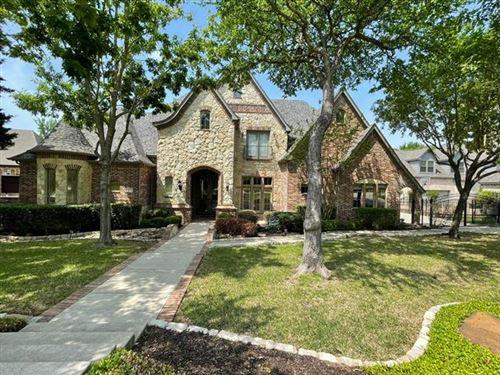 Photo of 577 Round Hollow Lane, Southlake, TX 76092 (MLS # 14555846)