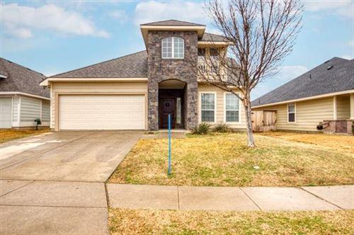 Photo of 9864 Wild Ginger Drive, McKinney, TX 75072 (MLS # 14493848)