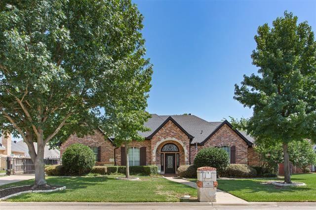 8 Trailside Court, Mansfield, TX 76063 - #: 14284848