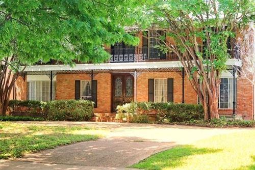Photo of 3904 University Boulevard, University Park, TX 75205 (MLS # 14572849)