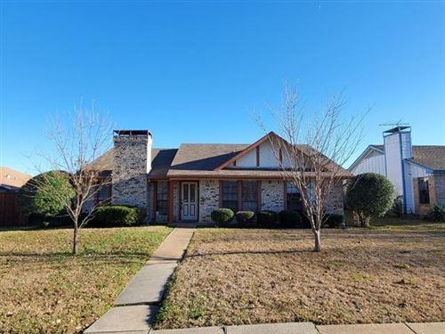 Photo of 1400 Golden Grove Drive, Mesquite, TX 75149 (MLS # 14232850)