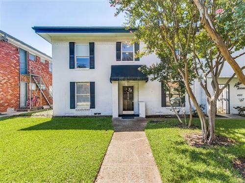 Photo of 4510 Abbott Avenue #43, Highland Park, TX 75205 (MLS # 14465852)