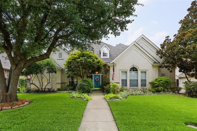 4114 Steeplechase Drive, Colleyville, TX 76034 - #: 14642852