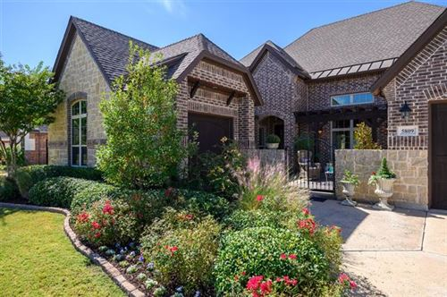 Photo of 5809 Sicily Way, Flower Mound, TX 75028 (MLS # 14451855)