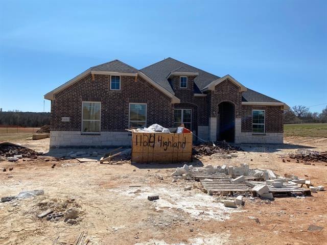 1124 Highland Road, Springtown, TX 76082 - #: 14498856