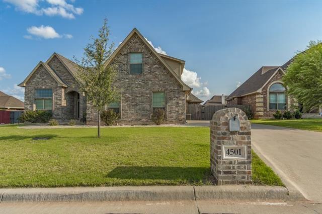 4501 High Sierra, Abilene, TX 79606 - MLS#: 14629856
