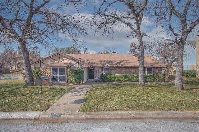 1508 Meadow Lane Terrace, Fort Worth, TX 76112 - #: 14499859