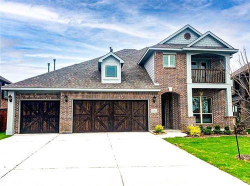 Photo of 1714 Budino Lane, McLendon Chisholm, TX 75032 (MLS # 14415862)