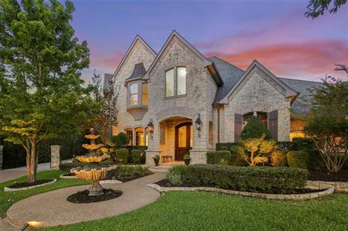 Photo of 6803 Fallbrook Court, Colleyville, TX 76034 (MLS # 14416862)