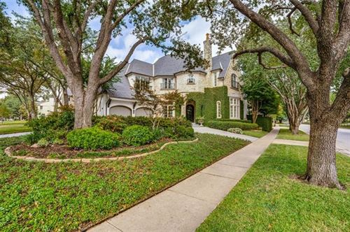 Photo of 4500 Belclaire Avenue, Highland Park, TX 75205 (MLS # 14445862)