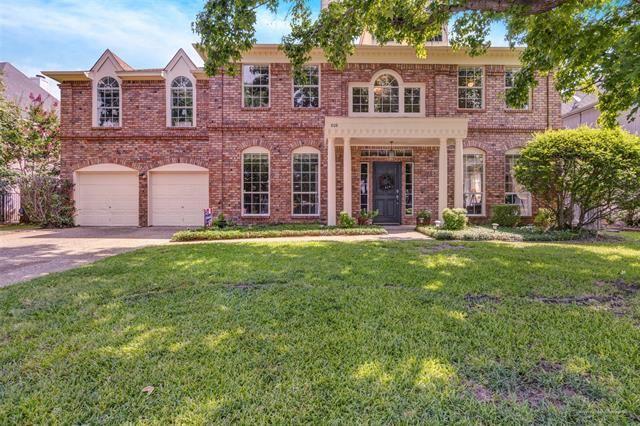 808 Tradonna Lane, Hurst, TX 76054 - #: 14631862