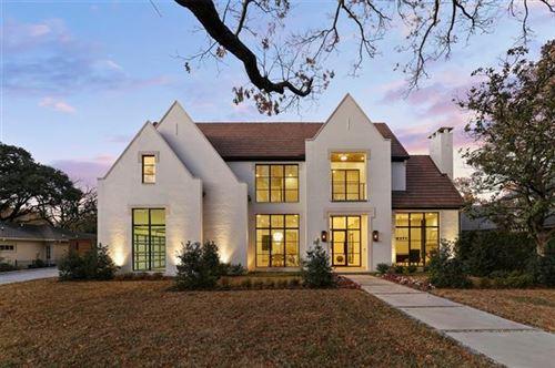 Photo of 6043 Stefani Drive, Dallas, TX 75225 (MLS # 14134863)