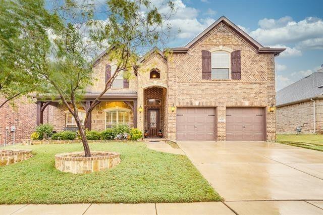 6121 Gibbons Creek Street, Fort Worth, TX 76179 - #: 14607864