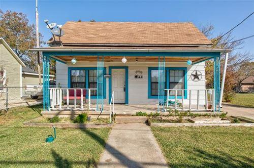 Photo of 671 N Race Street, Stephenville, TX 76401 (MLS # 14468865)