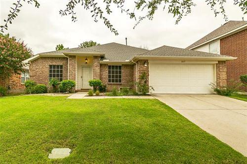 Photo of 317 Arbor Glen Drive, Fort Worth, TX 76140 (MLS # 14441866)