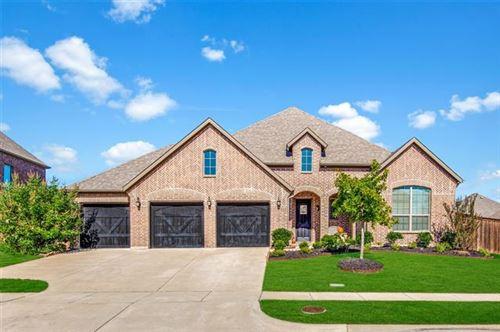 Photo of 1478 Corrara Drive, McLendon Chisholm, TX 75032 (MLS # 14694866)