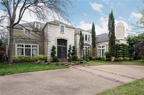 Photo of 3508 Armstrong Avenue, Highland Park, TX 75205 (MLS # 14307867)