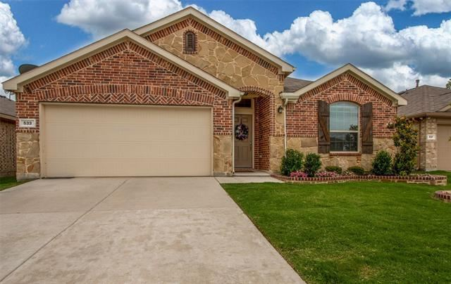 533 Saguaro Drive, Fort Worth, TX 76052 - #: 14351867