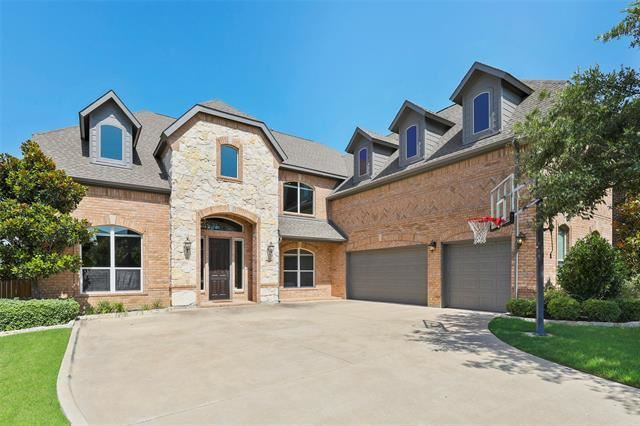 9917 Sam Bass Trail, Fort Worth, TX 76244 - #: 14384867