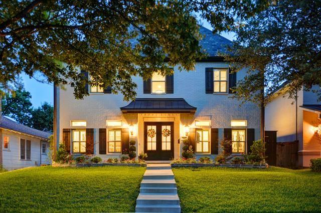 3905 Mattison Avenue, Fort Worth, TX 76107 - #: 14548868