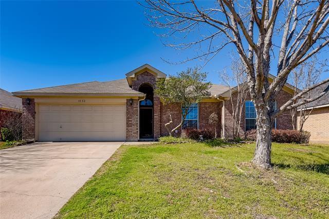 1032 Cedar Ridge Lane, Burleson, TX 76028 - #: 14538870