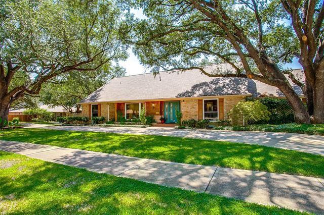 7350 Blairview Drive, Dallas, TX 75230 - #: 14335873