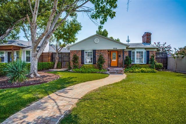 3518 S Versailles Avenue, Dallas, TX 75209 - MLS#: 14666874