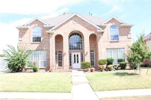 Photo of 3220 Essex Drive, Mansfield, TX 76063 (MLS # 14678875)