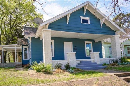 Photo of 130 E Hull Street, Denison, TX 75021 (MLS # 14547876)