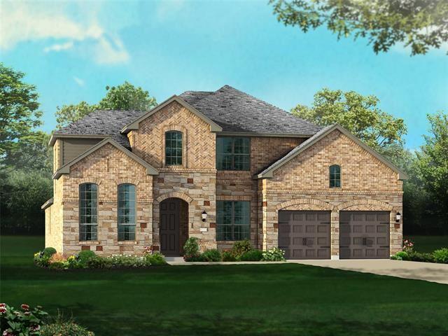 1075 Cabinside Drive, Roanoke, TX 76262 - #: 14351877