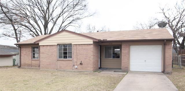 2132 Hedgerow Street, Arlington, TX 76010 - #: 14527880