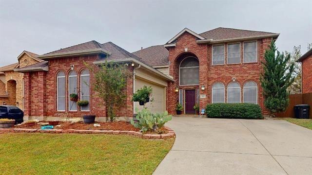 4612 Hearthstone Lane, Fort Worth, TX 76135 - #: 14457881