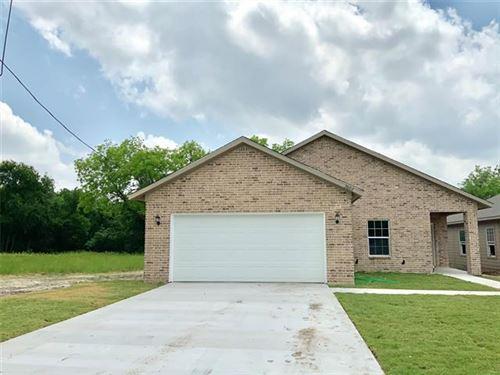 Photo of 3321 Bourland Street, Greenville, TX 75401 (MLS # 14370883)