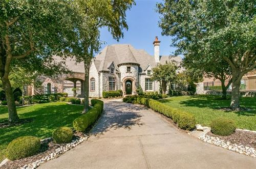Photo of 1212 Chadwick Crossing, Southlake, TX 76092 (MLS # 14450885)