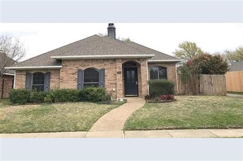 Photo of 2701 Hickory Bend Drive, Garland, TX 75044 (MLS # 14691885)