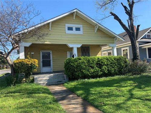Photo of 502 S Clinton Avenue, Dallas, TX 75208 (MLS # 14287886)