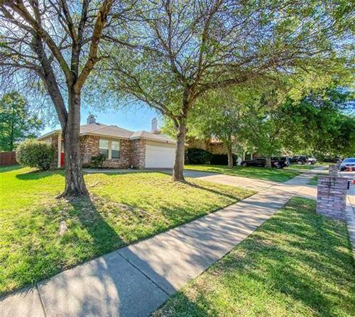 Photo of 8212 Clear River Lane, Denton, TX 76210 (MLS # 14673886)