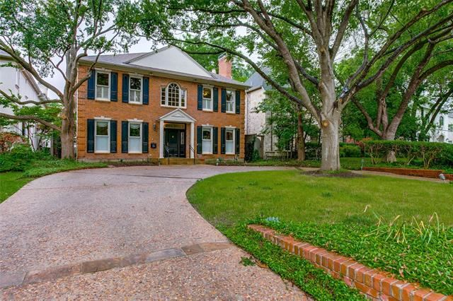Photo for 3110 Beverly Drive, Highland Park, TX 75205 (MLS # 14585888)